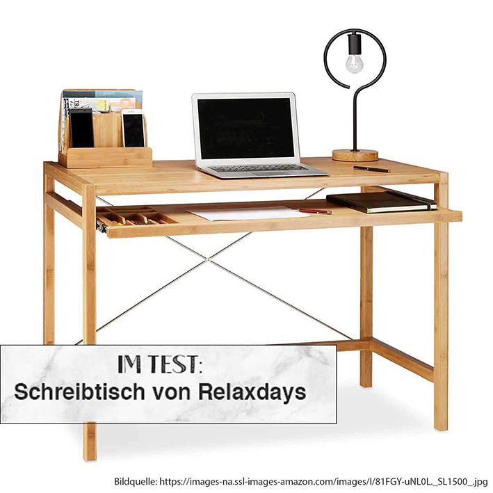 Test Schreibtisch